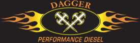 Dagger Performance Logo